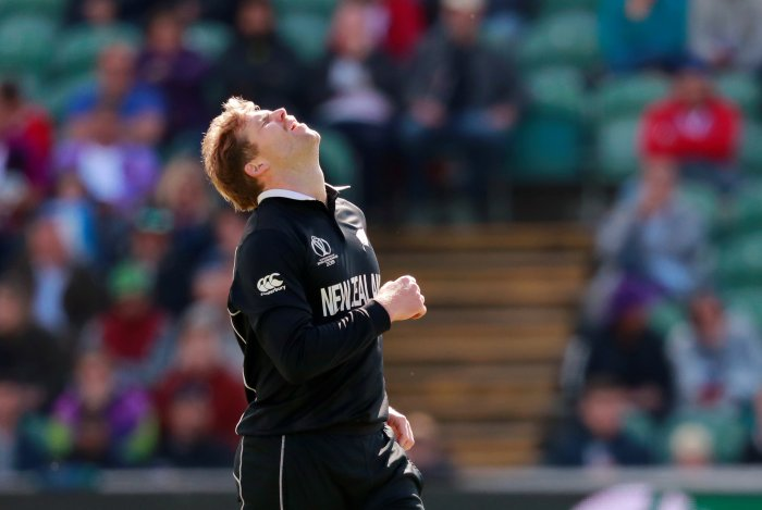 For News Zealand's Lockie Ferguson, even half-chances against the Indian top-order needs to be taken in order to apply pressure. (Reuters File Photo)