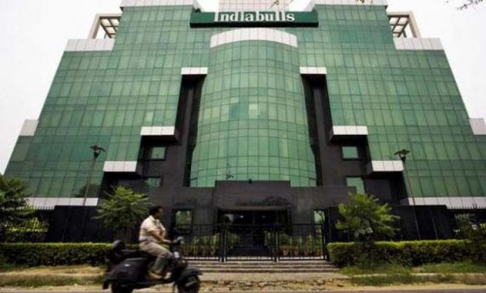 """""""The total loans on the books of Indiabulls Housing are approx Rs 90,000 crores. The allegation of siphoning-off Rs 98,000 crores is bizarre,"""" the company said. (File Photo)"""