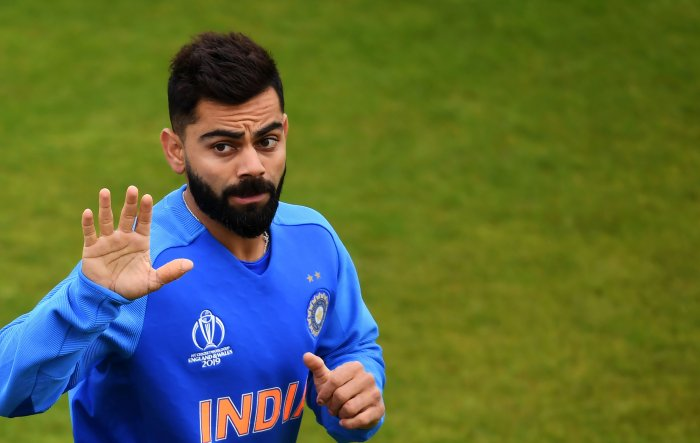 Virat Kohli has issues to address ahead of India's game against New Zealand.