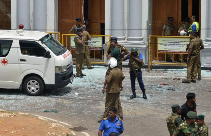 The bombings were led by Zahran Hashim, a radical who broke from the Sri Lanka Thowheeth Jama'ath (SLTJ) to form an extremist group, the National Thowheeth Jama'ath (NTJ). (AFP File Photo)