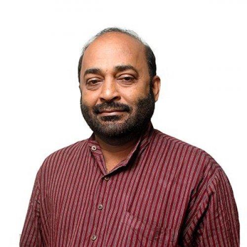 Vinay Tendulkar (Image courtesy Twitter)