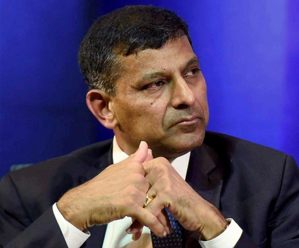 Rajan has made sympathetic noises toward the UK's dilemma,particularly the disillusionmentin parts ofthe country that fueled the Brexit vote. PTI file photo