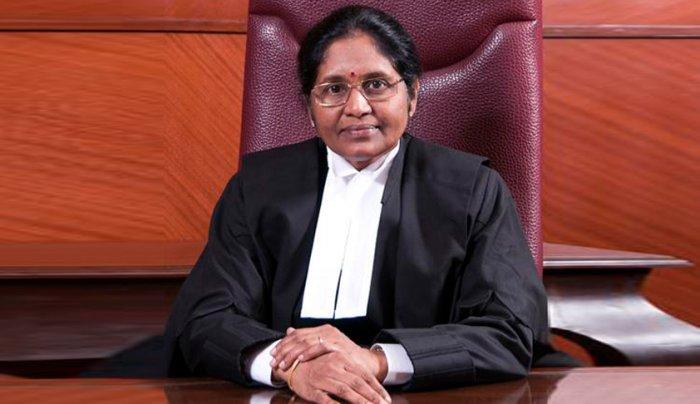 Former Chief Justice of Delhi High Court G Rohini