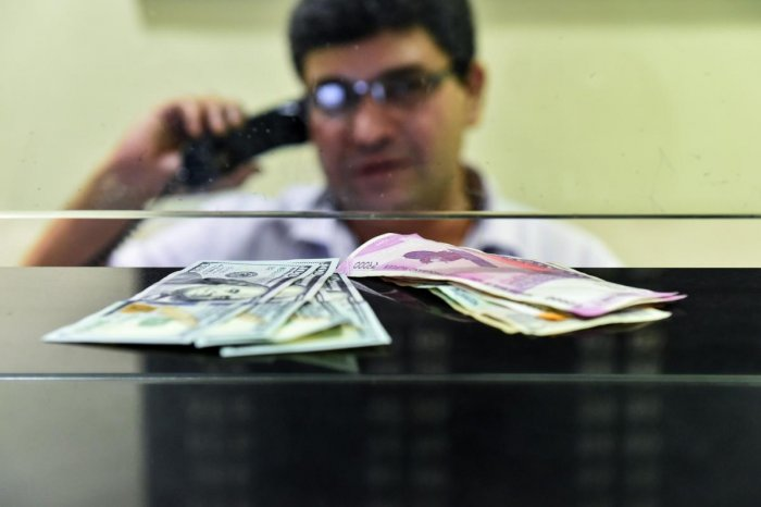 Forex traders said weak macro data foreign fund outflows and cautious opening in domestic equities added pressure to the domestic unit.