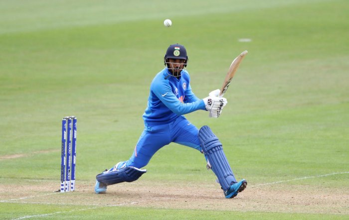 THE BIG TEST Although he's a natural opener, K L Rahul will have huge shoes to fill when he takes guard against New Zealand after coming in place of the injured Shikhar Dhawan. REUTERS