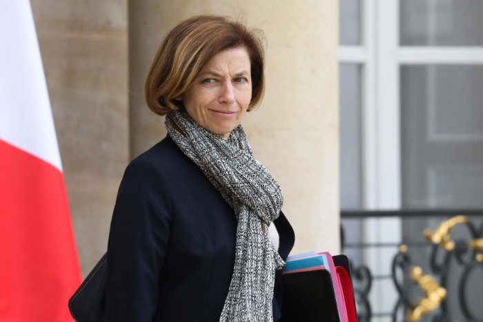 French Defence Minister Florence Parly (AFP File Photo)