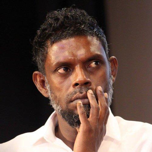 Award-winning Malayalam actor Vinayakan (Image courtesy Facebook)