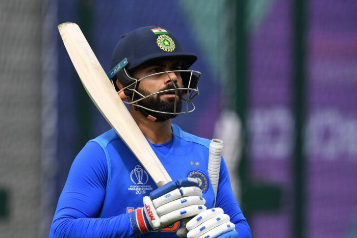 Indian captain Virat Kohli revealed he felt his international career was over following a poor shot in a 2009 Champions Trophy game against Pakistan. AFP
