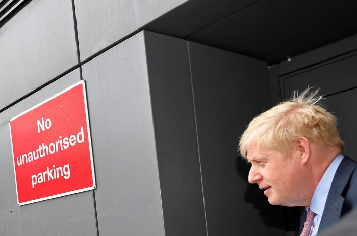 Speaking at the National Conservative Convention hustings meeting, Johnson said he wanted to revitalise the party. Reuters