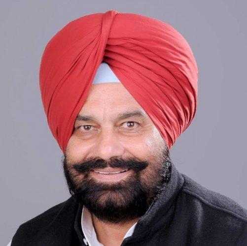 Punjab Minister Sukhbinder Singh Sarkaria (Photo FB)
