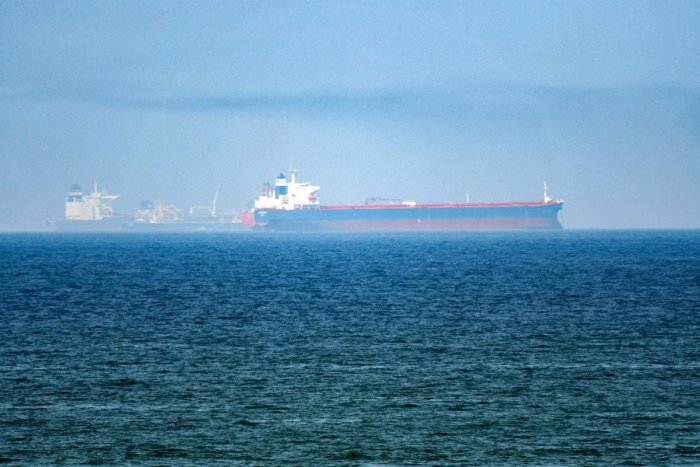 Damaged tanker arrives at UAE anchorage amid tensions | Deccan Herald