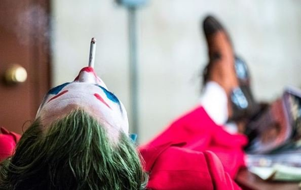 Actor Joaquin Phoenix in a still from the upcoming movie 'The Joker' released by director Todd Phillips on Instagram (Photo: Todd Phillips Instagram account)