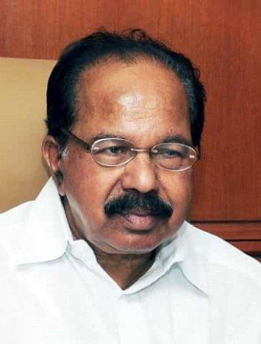 M Veerappa Moily (File Photo)