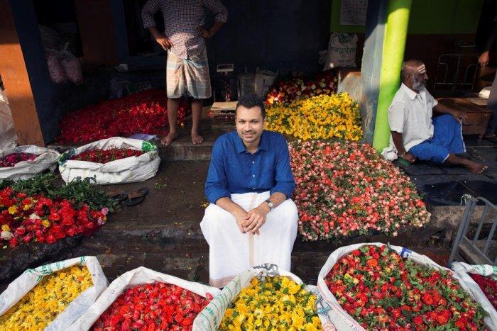 Chef Rakesh Raghunathan