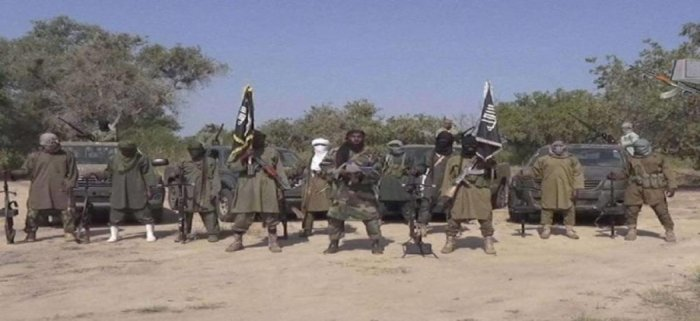 Thirty people were killed late Sunday in a triple suicide bombing in northeast Nigeria, emergency services reported, in an attack bearing the hallmarks of the Boko Haram jihadist group. (Photo PTI)