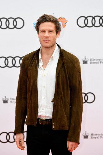Norton and Watson are paired opposite as John Brooke and Meg March in Greta Gerwig's adaptation of the coming-of-age period drama by Louisa May Alcott. (Reuters File Photo)