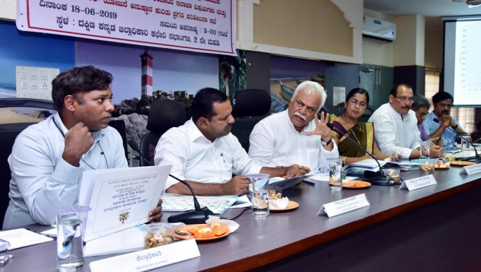 Clear land regularisation applications in 3 months' | Deccan