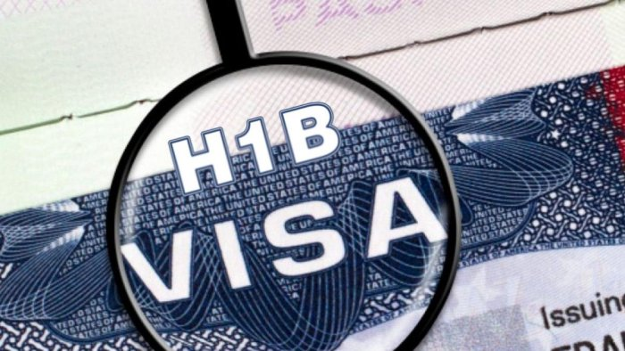 The commerce ministry has not received any communication from the US on its reported decision to consider caps on H-1B work visa. (DH Photo)