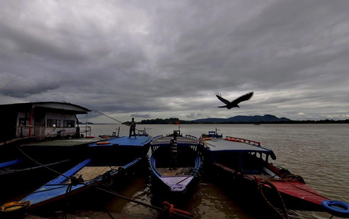 Southwest monsoon advanced into Odisha on Friday, an IMD press release said here.