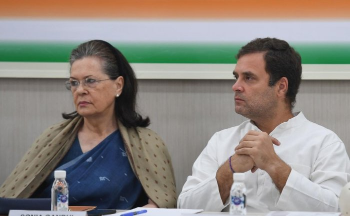 The Congress' fault lines are exposing themselves one by one post 2019 election debacle.