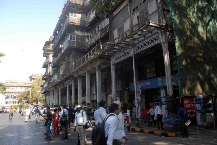 Esplanade Mansion. DH file photo