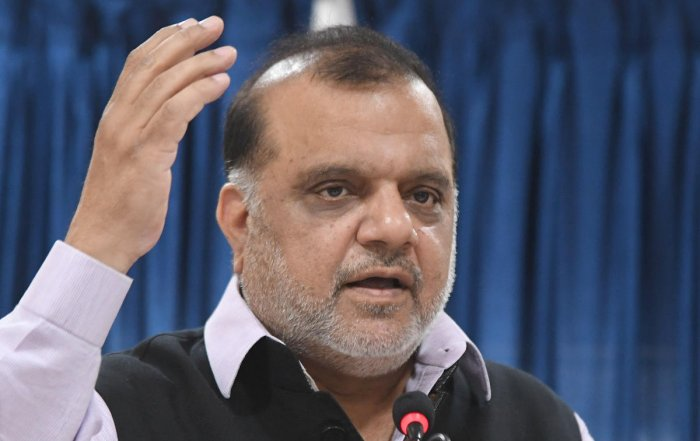 The Indian Olympic Association on Friday said it will not be averse to taking an unprecedented step, including pulling out of the multi-sporting event. (DH Photo)