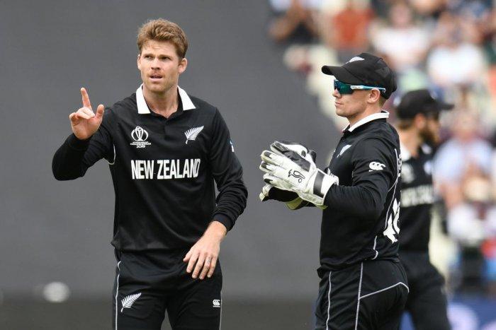 New Zealand's Lockie Ferguson. (AFP File Photo)