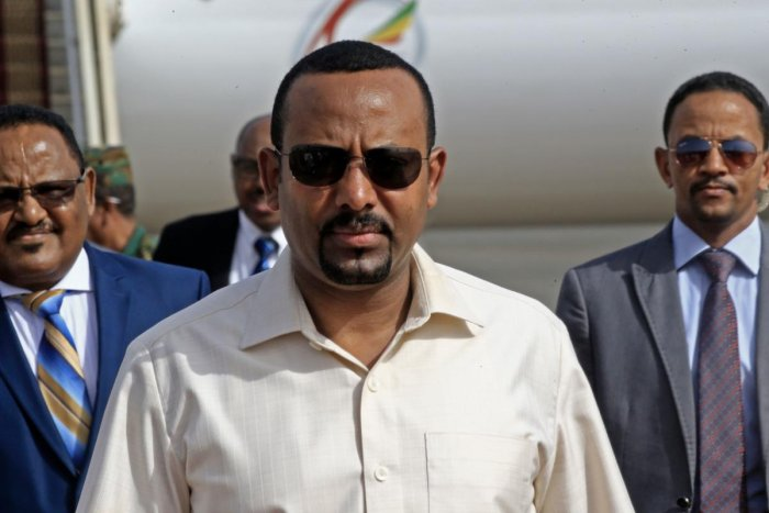 Ethiopia's Prime Minister Abiy Ahmed. (AFP File Photo)