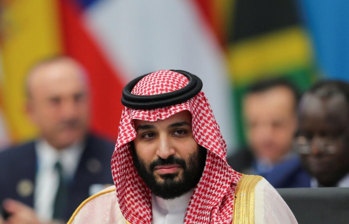 "Crown Prince Mohammed bin Salman, named heir to the throne in June 2017, has promoted an economic plan known as ""Vision 2030"", which aims to boost the female quota in the workplace from 22 to 30 per cent by 2030. (Reuters File Photo)"