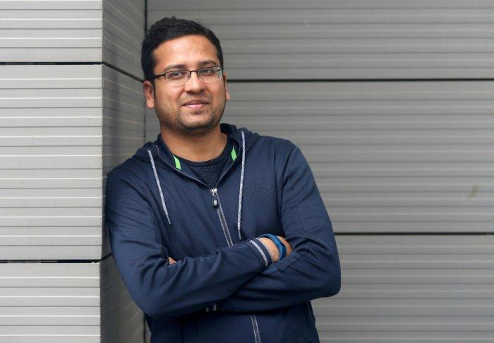 In picture: Flipkart co-founder Binny Bansal. (Reuters file photo)
