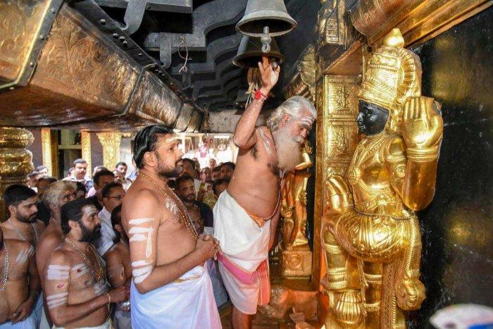 Kerala MLA moots law on Sabarimala | Deccan Herald