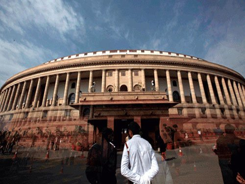 Keen on GST bill, government may convene a short session
