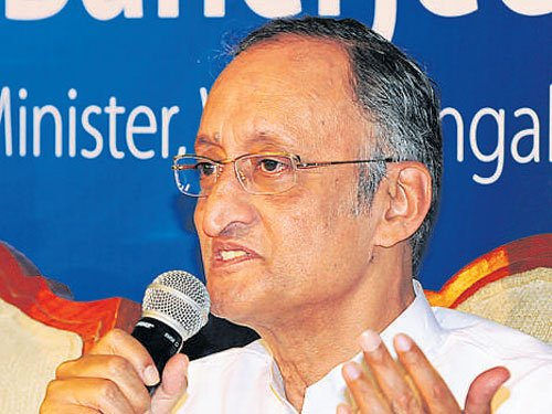 Amit Mitra is new GST panel head