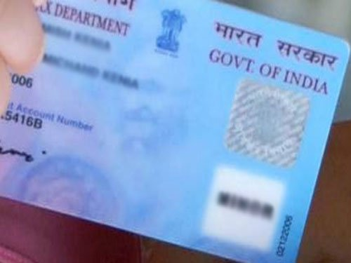 PAN a must for excise, service taxpayers for GST registration