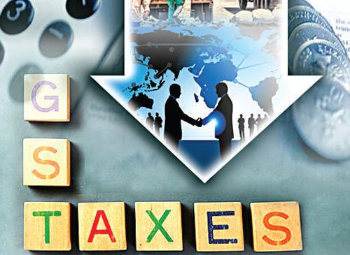 Govt may table GST Bills in Parliament tomorrow
