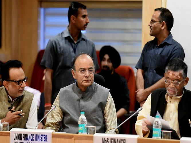 GST Council approves 5 rules; rates to be discussed in May