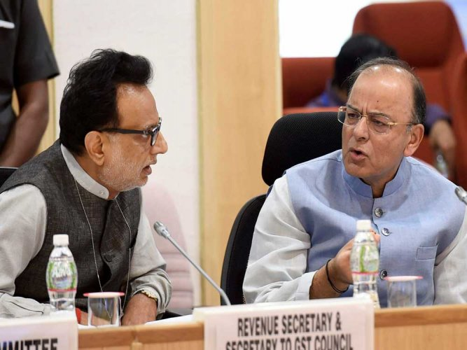 GST Council lowers rates for 66 items