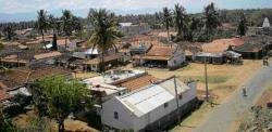 Villages lead a no-tax campaign