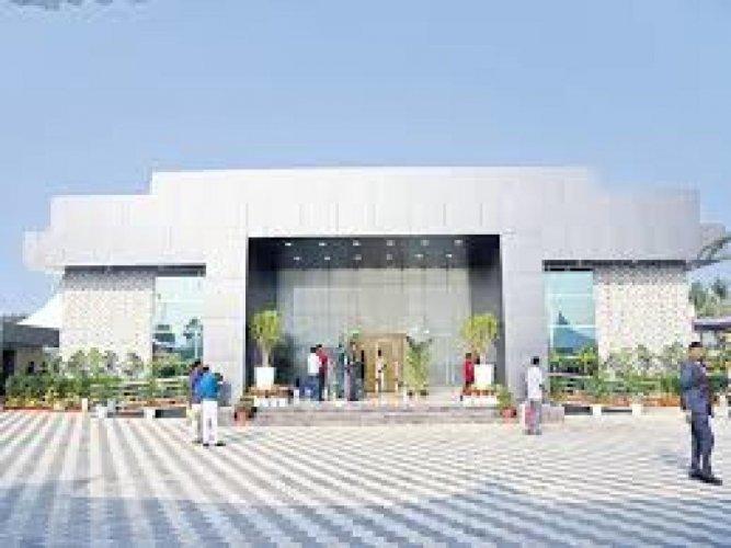'Praja Vedika' was constructed adjacent to Naidu's leased residence at Undavalli area.