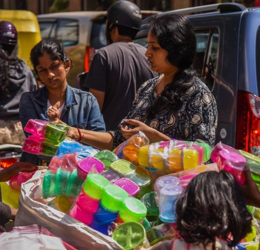 The plastic industry, which is expected to touch Rs 5 lakh crore-mark by 2025, Wednesday urged the government to support the micro, small and medium enterprises (MSMEs). (DH Photo)