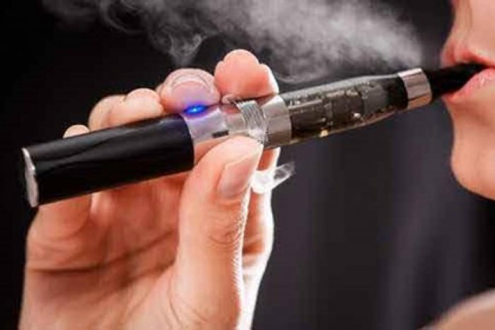 An NGO working for tobacco eradication has urged Chief Minister Pramod Sawant to ban the sale of e-cigarettes in the state. (DH Photo)