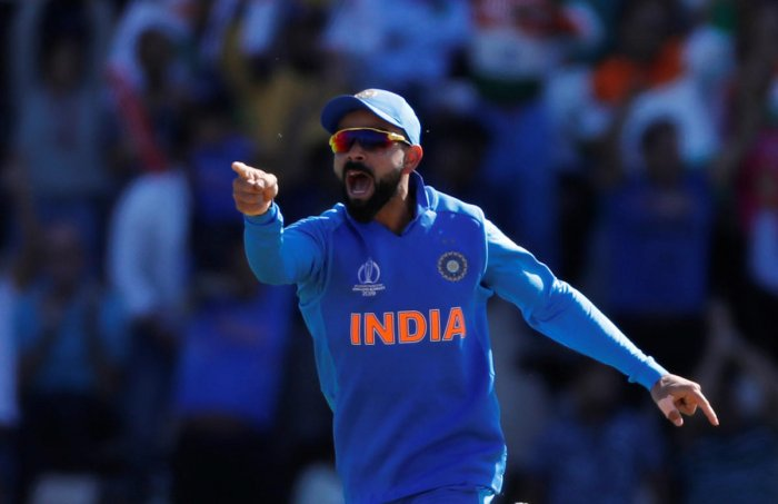 HERE I COME: India skipper Virat Kohli, who has a brilliant record against the West Indies, will be eyeing another big one on Thursday. REUTERS