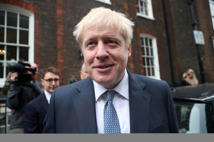 Boris also vowed to protect the rights of more than three million EU citizens currently living in Britain, even if the country leaves the bloc with no deal on October 31.