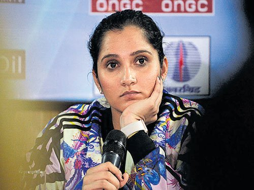 Service Tax Dept summons Sania Mirza for alleged tax evasion