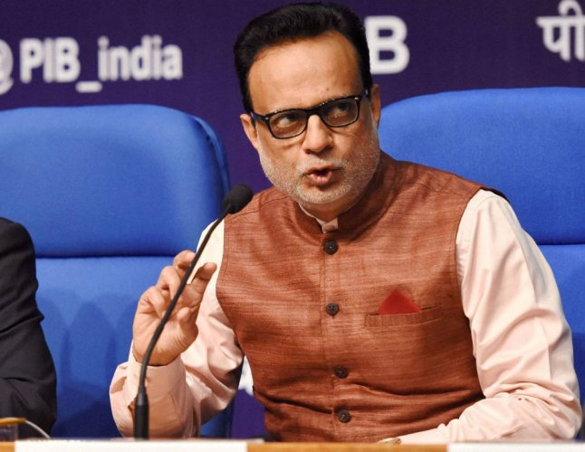 Nine lakh registered cos not filing returns with MCA: Adhia
