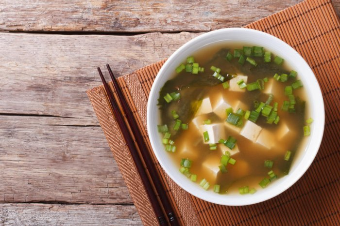 In most Asian countries, they use non-vegetarian stocks to make their dishes.