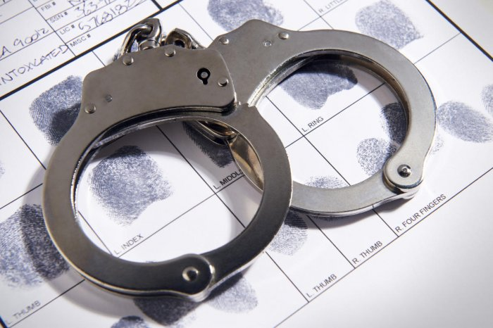 Four people were arrested for stealing two-wheelers and selling them in Andhra Pradesh.