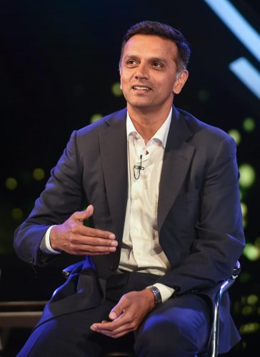 Former Indian cricketer Rahul Dravid has been appointed as the National Cricket Academy, Bengaluru