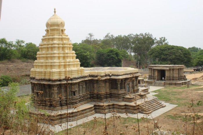 Keerti Narayana Temple, Talakadu