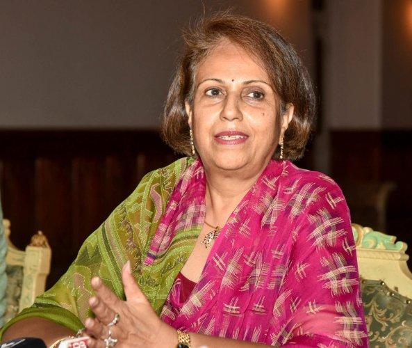 Pramoda Devi Wadiyar